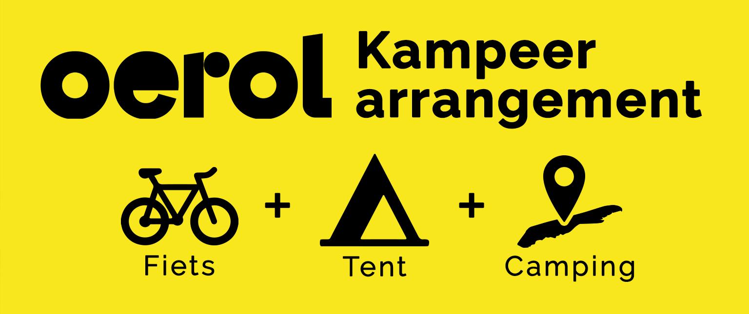 Oerol camping arrangement Terschelling